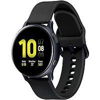 Смарт-часы Samsung Galaxy Watch Active 2 SM-R830NZKASER, 1.2', SAmoled, 40 мм, черные