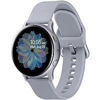 Смарт-часы Samsung Galaxy Watch Active 2 SM-R830NZSASER, 1.2', SAmoled, 40 мм, серебристые