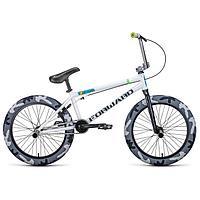 Велосипед 20' Forward Zigzag, цвет белый
