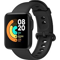 Смарт-часы Xiaomi Mi Watch Lite (REDMIWT02), 1.4', LCD, пульсометр, шагомер, 230 мАч, черные