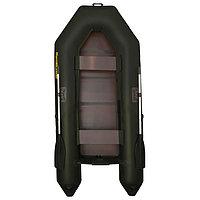 Лодка 'Муссон 2800 СК Light', цвет олива