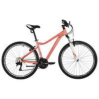 Велосипед 27,5' Stinger Laguna Std, цвет розовый, размер 19'