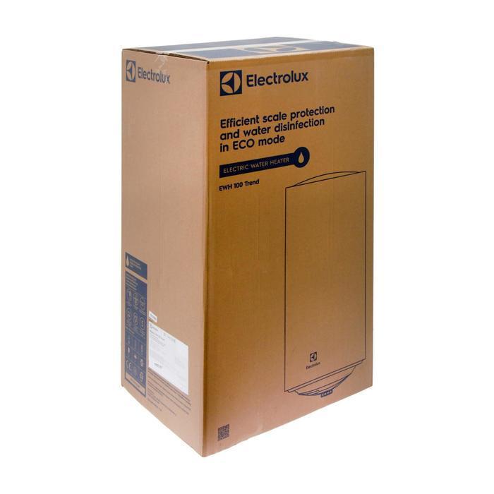 Водонагреватель Electrolux EWH 100 Trend, накопительный, 1.5 кВт, 100 л, белый - фото 6