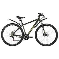 Велосипед 29' Stinger Caiman D, цвет зеленый, размер 18'