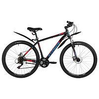 Велосипед 27,5' Stinger Caiman D, цвет черный, размер 18'