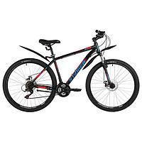 Велосипед 27,5' Stinger Caiman D, цвет черный, размер 20'