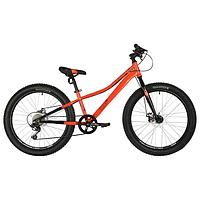 Велосипед 20' Novatrack Dozer STD, 2021, цвет оранжевый, размер 12'