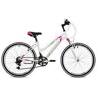 Велосипед 24' Stinger Latina, цвет белый, размер 12'