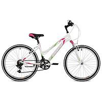 Велосипед 24' Stinger Latina, цвет белый, размер 14'