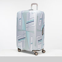 Чехол для чемодана большой 28', цвет разноцветный