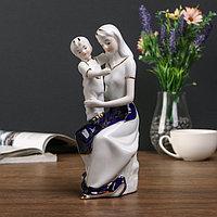 Сувенир 'Мама и сын' 24х10,5х10 см