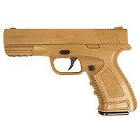 Пистолет страйкбольный Galaxy Colt 1911 G.39D, песочный, 6 мм