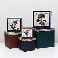 Набор коробок 6в1, куб, 31 х 31 х 30 см