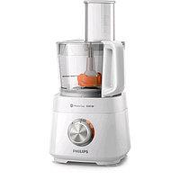 Кухонный комбайн Philips HR7510/00, 800 Вт, 29 режимов, 2 скорости + импульс, 1.5 л, белый