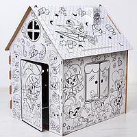 Набор для творчества 'Дом-раскраска', My little pony