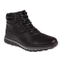 Ботинки мужские, цвет чёрный, размер 40