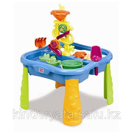 Grow'n up Столик для игр с песком и водой 3019