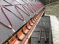 Греющий кабель ENSTO обогрев труб, водостоков, наружных площадей