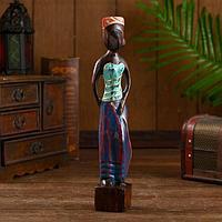 Сувенир из дерева 'Вулан' 7х5х30 см