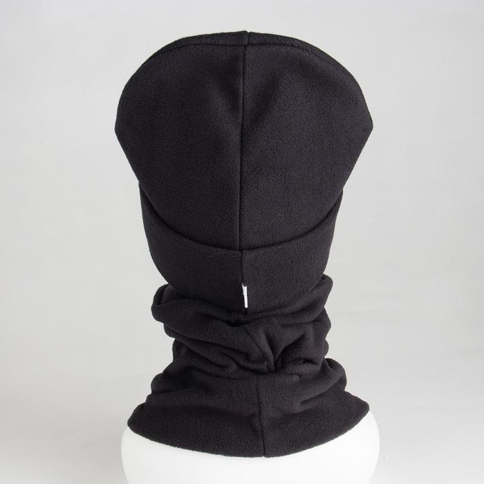 Комплект (шапка, снуд) детский, цвет чёрный, размер 54-56 - фото 2