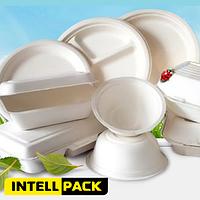Одноразовая био-посуда, бумажная посуда, стаканы для кофе, тарелки и т.д.