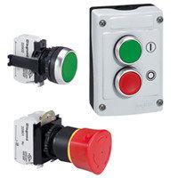 Блок подсветки для индикаторных кнопок и диффузоров - Osmoz - для комплектации - под винт - 24В~/= - белый