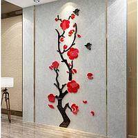 Декор настенный 'Сакура', 150 х 45 см