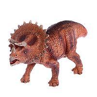 Фигурка динозавра 'Стиракозавр', длина 24 см, мягкая