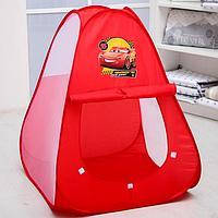 Палатка детская игровая 'Чемпион всех дорог' Тачки