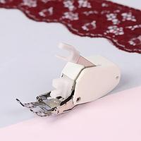 Лапка для швейных машин, шагающая 7 мм открытая