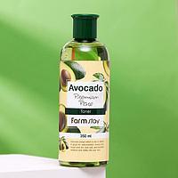 Тонер для лица FarmStay, антивозрастной, с экстрактом авокадо, 350 мл