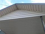 Сайдинг виниловый белый, фото 2