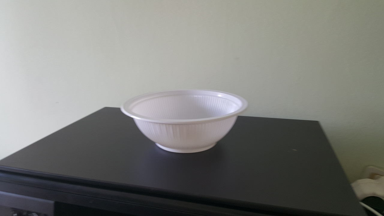 Чашка одноразовая пластиковая 700 мл