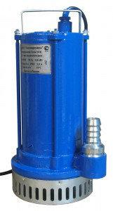 Насос ГНОМ 10-6 220В погружной для загрязненных вод , фото 2