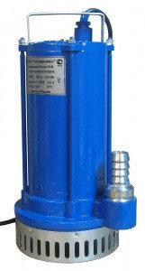 Насос ГНОМ 16-16 380В погружной для загрязненных вод , фото 2