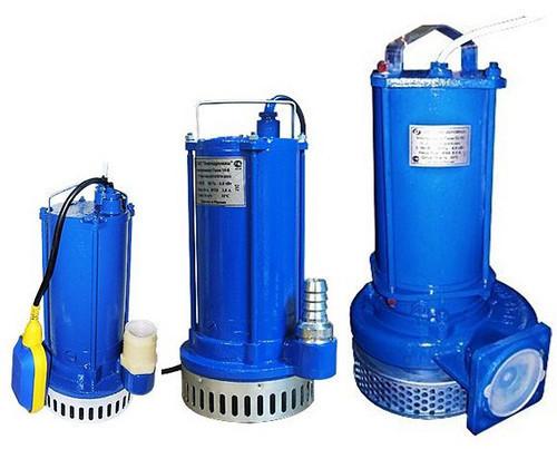 Насос ГНОМ 50-50 погружной для загрязненных вод