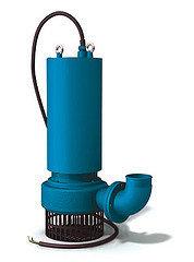 Насос ЦМК 16-27 канализационный погружной, фото 2