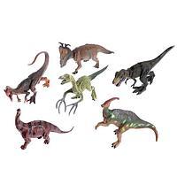 Набор динозавров 'Юрский период', 6 фигурок