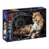 Пазл 1500 элементов 'Леопард', фольгирование