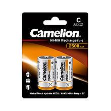 CAMELION NH-C2500BP2 Аккумуляторная батарея Rechargeable Ni-MH NH-C2500BP2 2 шт. в блистере