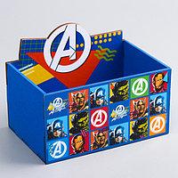 Органайзер для канцелярии 'Супергерои', Мстители, 150 х 100 х 80 мм