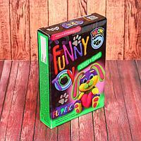 Набор креативного творчества 'Воздушный пластилин', серии 'Fluoric' ARCL-FL-01-07