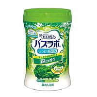 Увлажняющая соль для ванны Hakugen Earth HERS Bath Labo, с восстанавливающим эффектом с гиалуроновой кислотой,