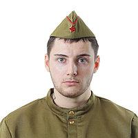 Пилотка военного (комплект из 5 шт.)
