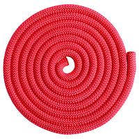 Скакалка гимнастическая утяжелённая, 3 м, 180 г, цвет красный