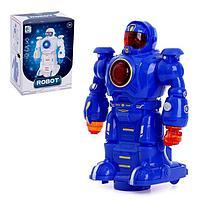 Робот 'Защитник', световые и звуковые эффекты, цвета МИКС