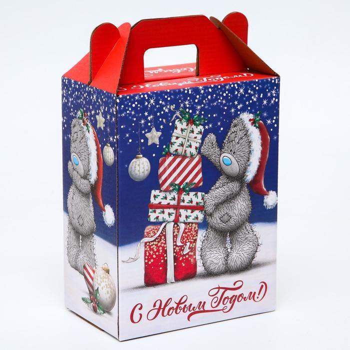 Подарочная коробка 'С Новым Годом!', Me To You, 16 х 21 х 10 см - фото 2