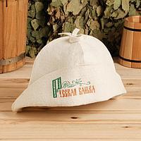 Банная шляпа 'Русская банька'