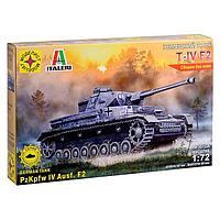 Сборная модель 'Немеций танк Т-IV F2' (172)
