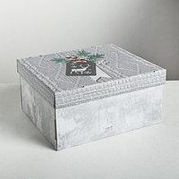 Складная коробка 'Уютные мгновения', 31,2 x 25,6 x 16,1 см